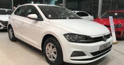 Polo Edition 1.0 EVO 59 kW (80 CV) 5 vel.