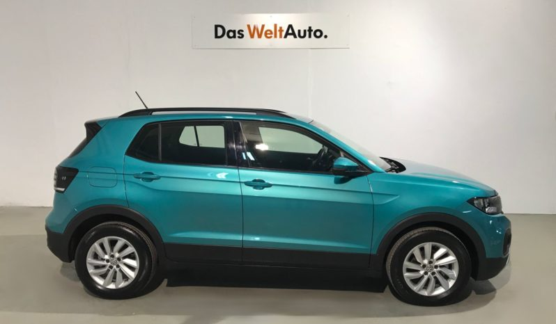 T-Cross Advance 1.0 TSI 85 kW (115 CV ) 6 vel. lleno